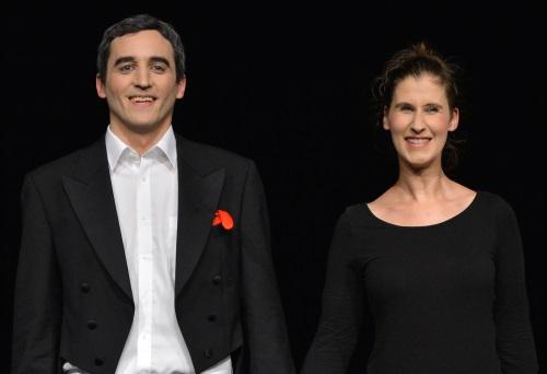 Nicolas Rocher et Laura Gambarini - Mimes