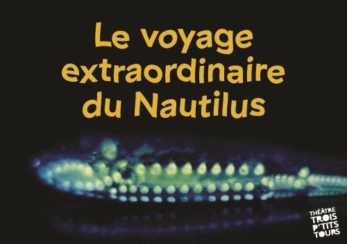 PACCAUD Stephane - Le voyage extraordinaire du Nautilus