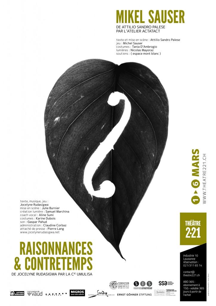 Raisonnances & Contretemps