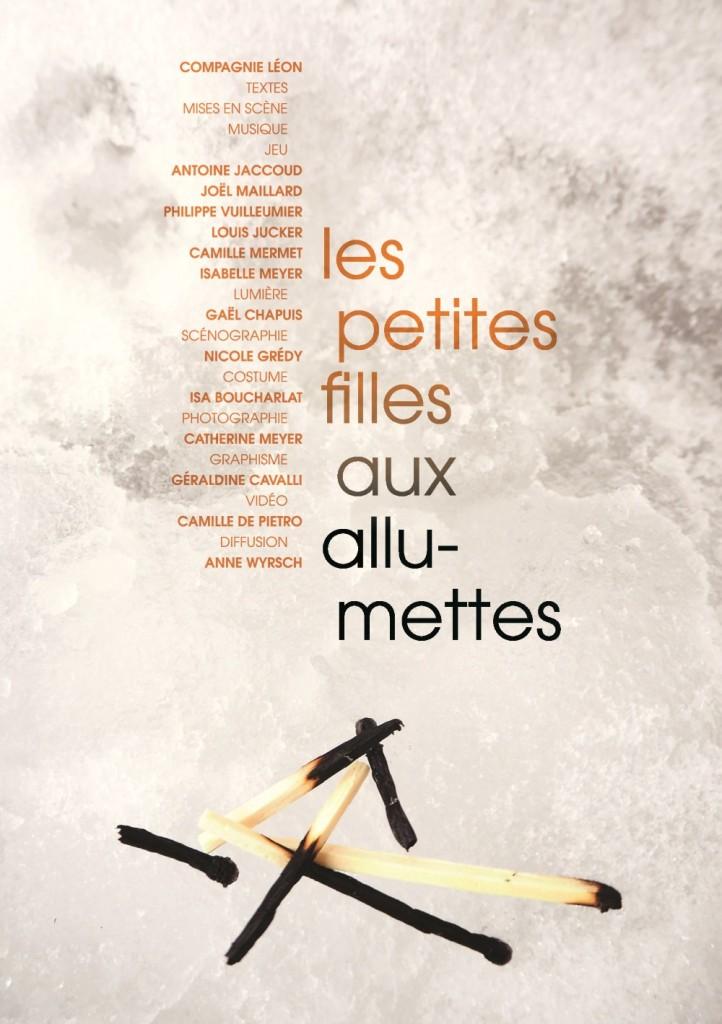 Cie Léon - Les petites filles aux allumettes
