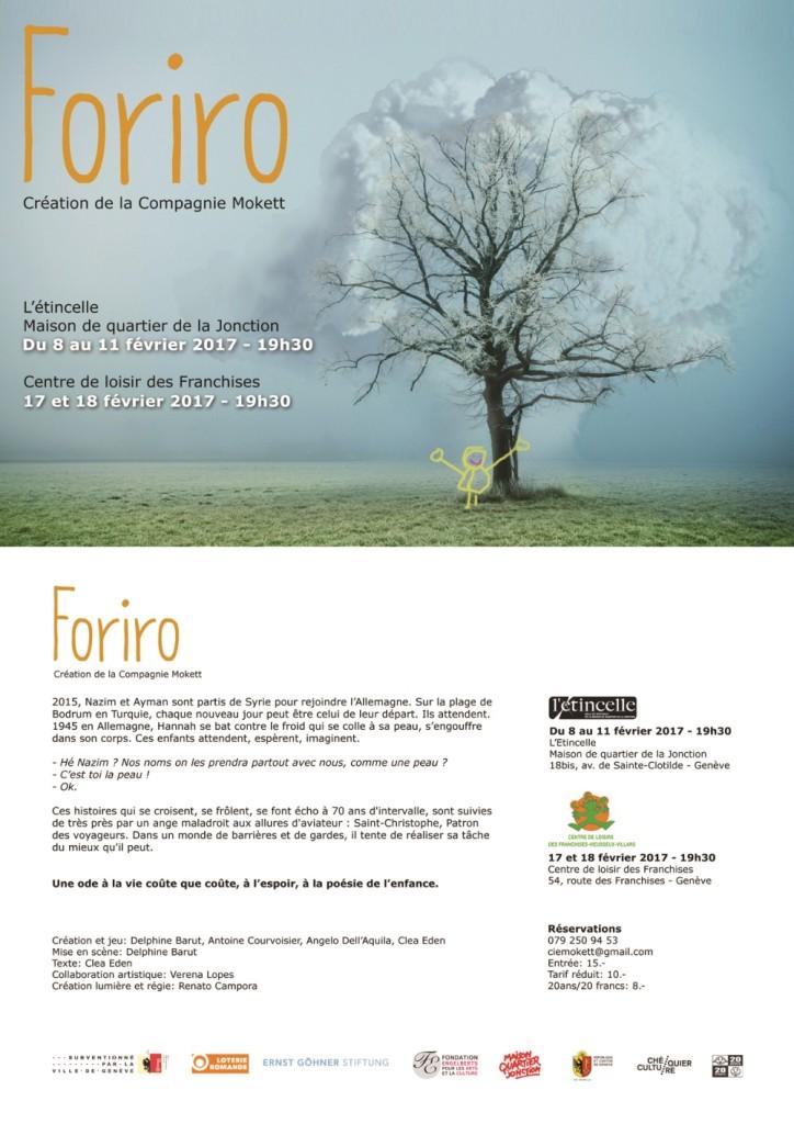 Cie Mokett-Foriro