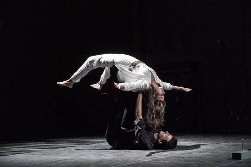 Show Set de Rébecca Balestra - photo ©AnneLaureLechat