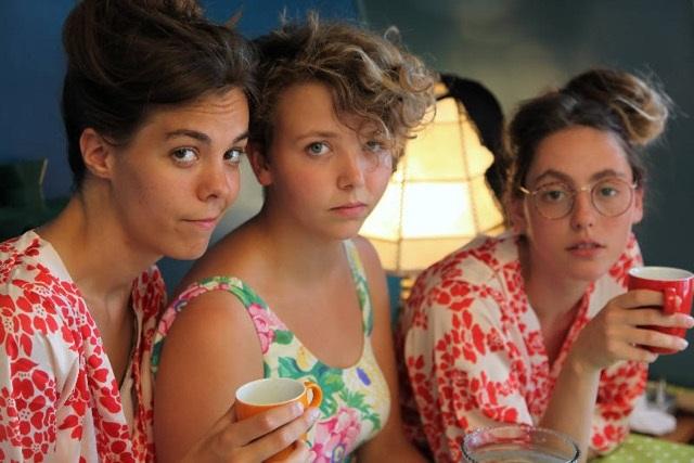 Cie Porte-Bagages - Tamara Lysek, Mathilde Soutter et Alicia Packer