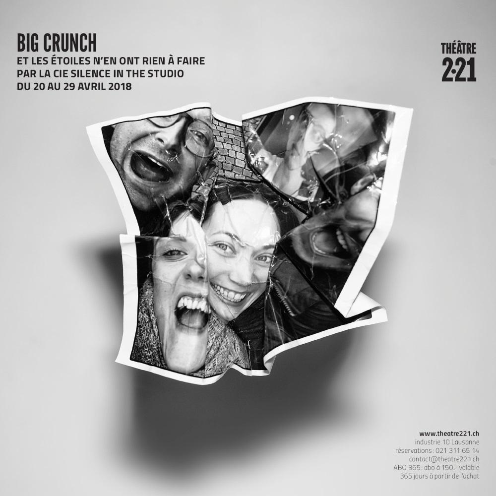 Cie Silence in the Studio - Big Crunch