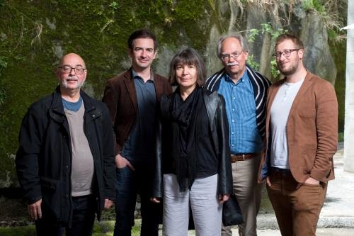 jury Prix de l'ailleurs - crédits photo Félix Imhof
