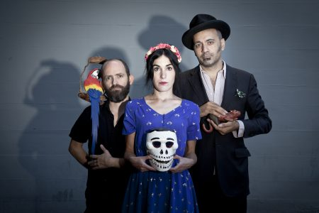 Frida la Douce - avec Julien Israelien et Pierre Omer-photo©Dorothée Thébert Filliger